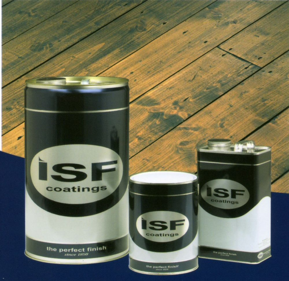 ISF Proflor Aqua Water Based Clear Floor Finish